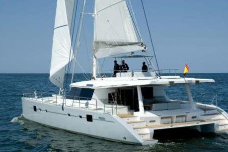 Charter Yacht Sunreef 62 - 4 Cabins - Palma de Mallorca - Mallorca - Menorca