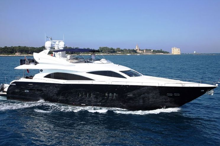 Charter Yacht Sunseeker 90 - Day Charter for 15 Guests or 4 Cabins Live Aboard - Phuket, Thailand
