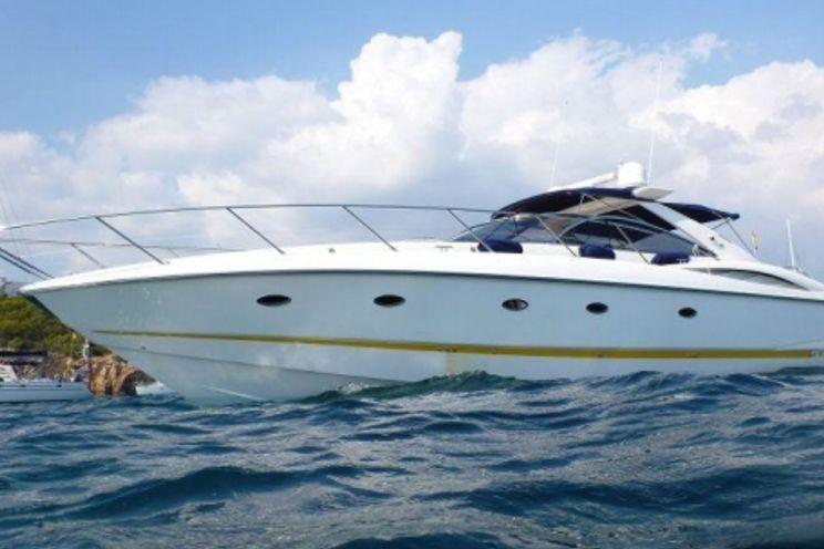 Charter Yacht Sunseeker Camargue 50 - 2 Cabins - Puerto Adriano - Puerto Portals - Palma de Mallorca
