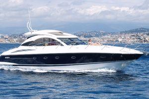 Sunseeker Camargue 50 - 2 Cabins - Golfe Juan - Cannes - Antibes - St Tropez