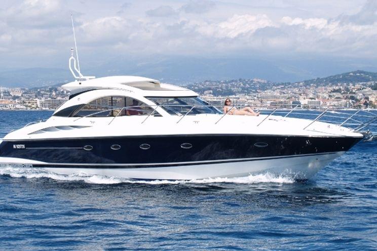 Charter Yacht Sunseeker Camargue 50 - 2 Cabins - Golfe Juan - Cannes - Antibes - St Tropez