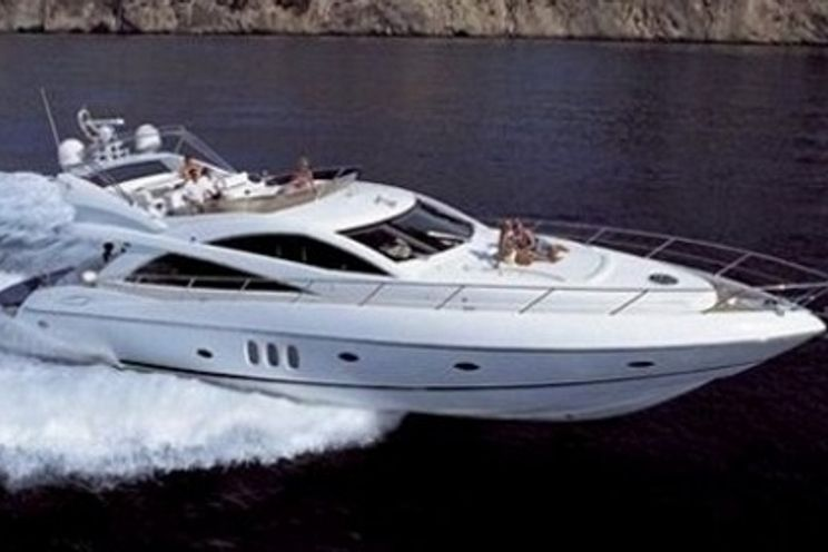 Charter Yacht Sunseeker Manhattan 60 - 3 Cabins - Cancun - Isla Mujeres - Playa Del Carmen