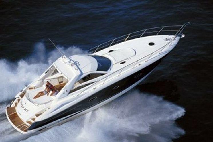 Charter Yacht Sunseeker Portofino 53 - 3 Cabins - Cancun - Isla Mujeres - Playa Del Carmen