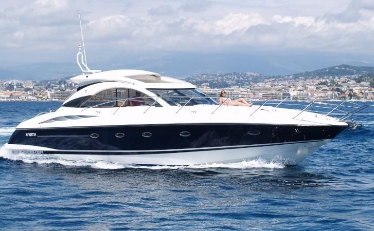 Sunseeker Camargue 50 - Day Charter for up to 12 guests - Barcelona