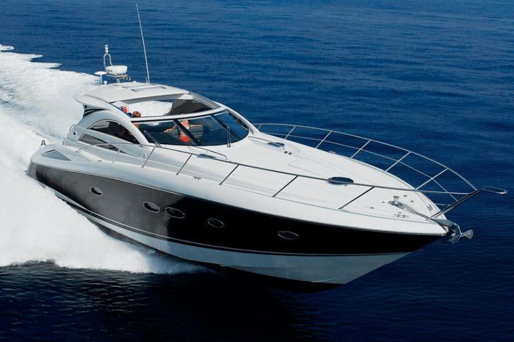 Charter Yacht Sunseeker Portofino 53  - Day Charter Yacht - Mykonos - Naxos - Paros -  Delos - Rhenia