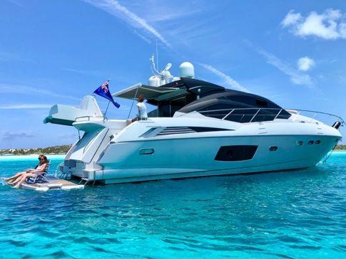 Sunseeker Predator 64 - 2 Cabins - Nassau - Rose island - Exuma