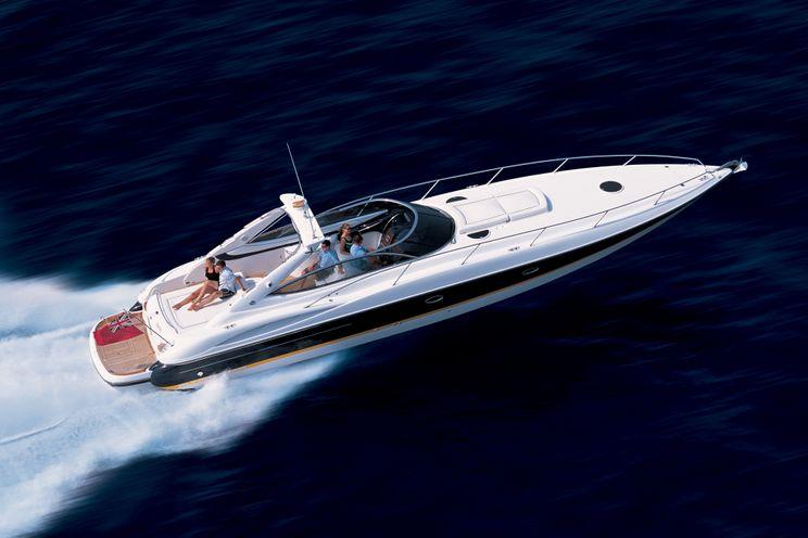 Charter Yacht Sunseeker Superhawk 50 - Day Charter Yacht  - Ibiza - Formentera