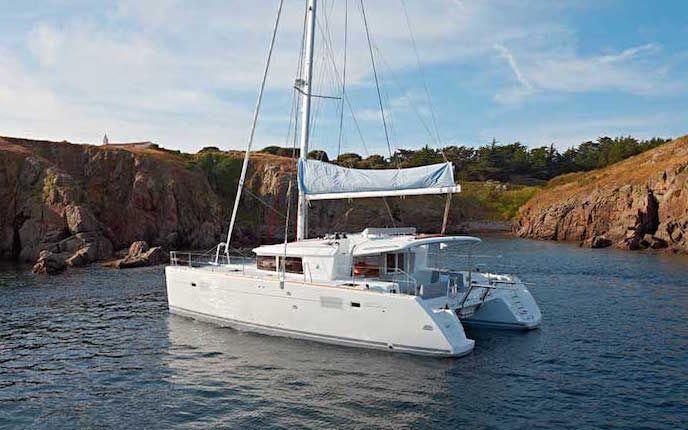 SUNSHINE OF THE SEA - Lagoon 450 - 4 Cabins - Sicily - Aeolian Islands - Naples - Amalfi Coast- Ischia - Malta