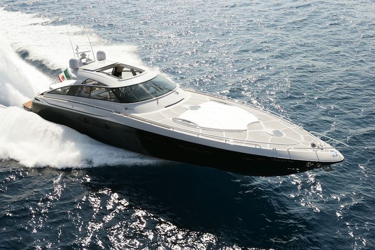 Charter Yacht SUR L`ONDE II - Baia Atlantica 78 - 4 Cabins - Antibes - Cannes - Naples - Amalfi -