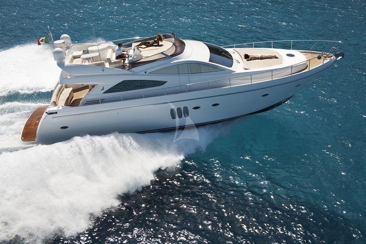 Charter Yacht SUSY - Abacus 62 - 3 Cabins - Sorrento - Naples - Capri - Amalfi Coast