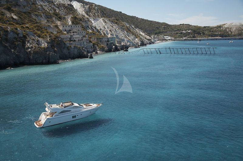 cruising the beautiful Amalfi Coast