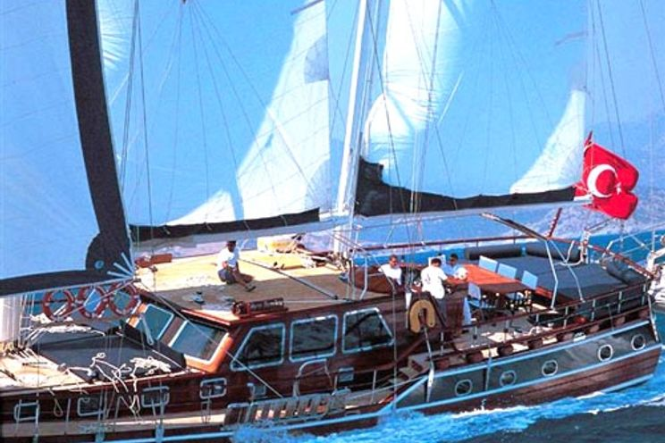 Charter Yacht SWAY - Gulet - 4 Cabins - Turkey