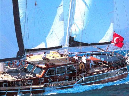 SWAY - Gulet - 4 Cabins - Turkey