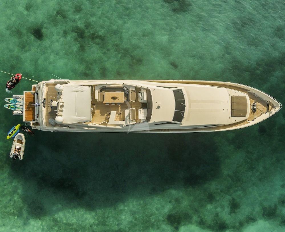 TACOS OF THE SEA - Ferretti 112