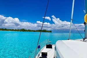 TAHITI NOMAD Cruise - 7 days/6 nights - Tahiti, Bora Bora, South Pacific