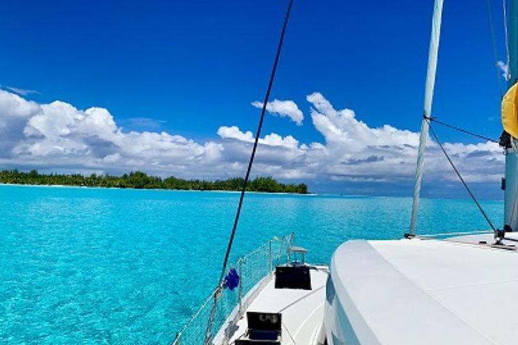 Charter Yacht TAHITI NOMAD Cruise - 7 days/6 nights - Tahiti,Bora Bora,South Pacific