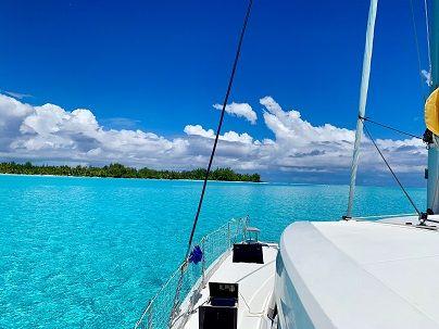 TAHITI NOMAD Cruise - 7 days/6 nights - Tahiti,Bora Bora,South Pacific