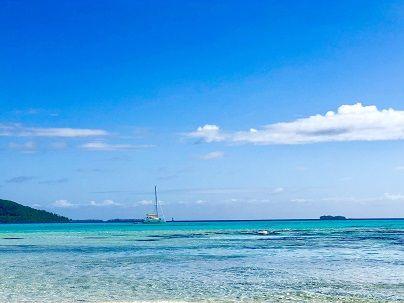 TAHITI NOMAD Cruise