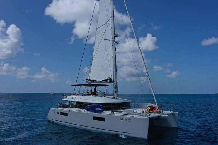 Charter Yacht TAIPAN - Lagoon 560 - 5 cabins - Portisco - Olbia - Porto Cervo - Martinique