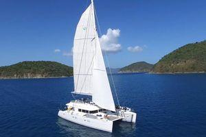 SERENITY NOW  - Lagoon 620 - Tortola - Virgin Gorda - Anegada