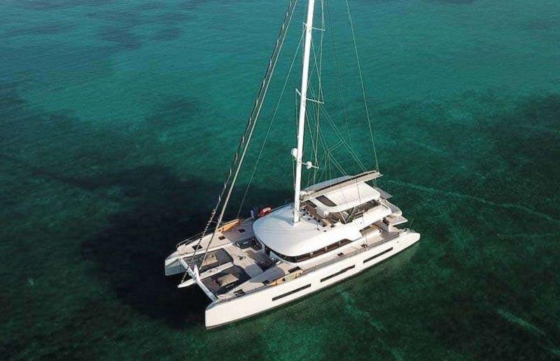 TELLSTAR - Lagoon Seventy 7 - 4 Cabins - Tortola - St Thomas - Virgin Islands - Virgin Gorda
