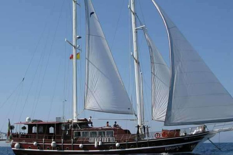 Charter Yacht TERSANE IV - 24m Gulet - 6 Cabins - Milazzo - Palermo - Naples - Sicily