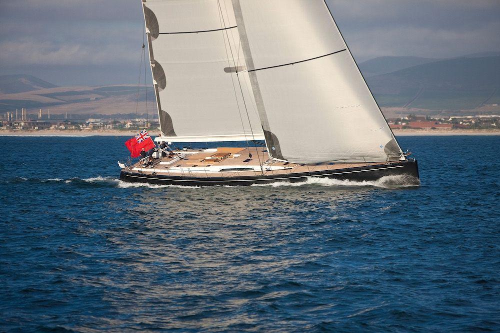 THALIMA - Southern Wind Shipyard SW110 - 4 Cabins - Caribbean Leeward - Windward - Cannes - Sardinia - Monaco