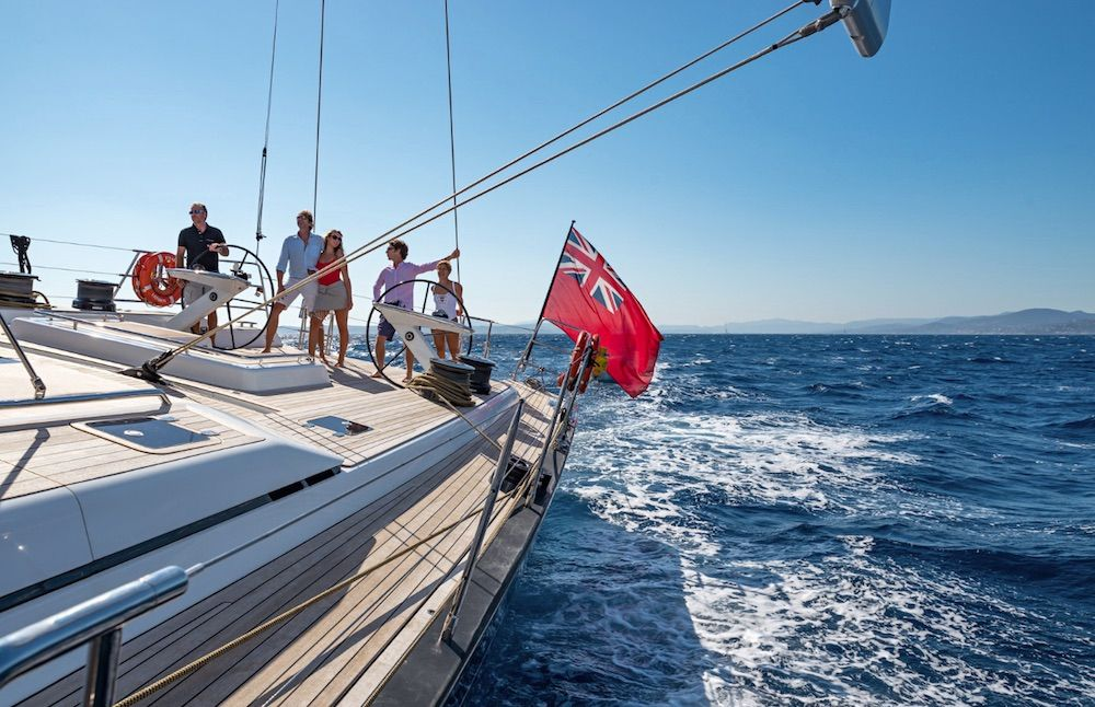 Boatbookings THALIMA Sailing Yacht Family