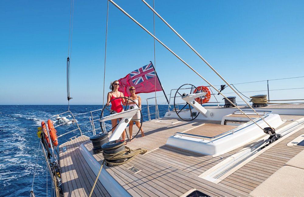 Boatbookings THALIMA Sailing Yacht Sailing