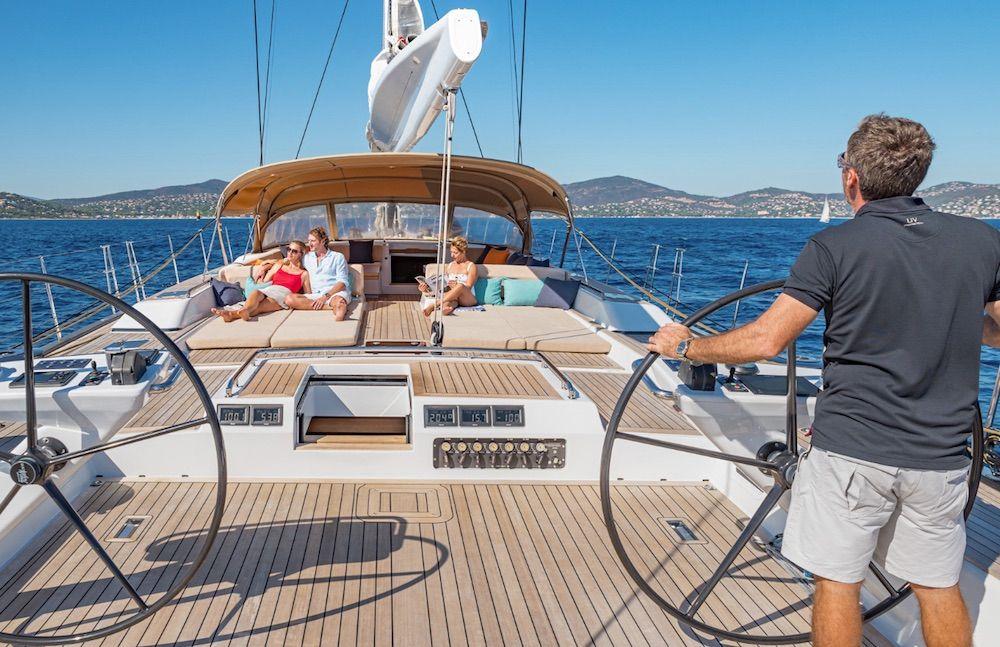 Boatbookings THALIMA Sailing Yacht Sail Ahead