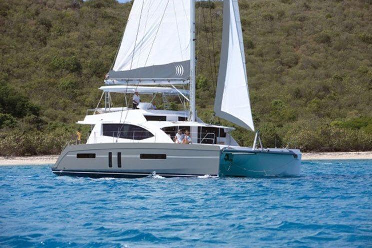 Charter Yacht THE ANNEX - Leopard 58 - 5 Cabins - BVI - Tortola - Virgin Gorda