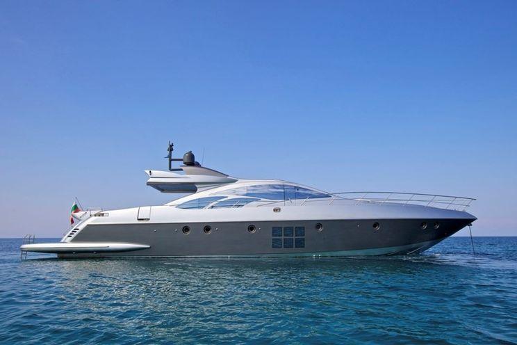 Charter Yacht THEA MALTA - Azimut 86 - 4 Cabins - Athens - Mykonos - Bodrum