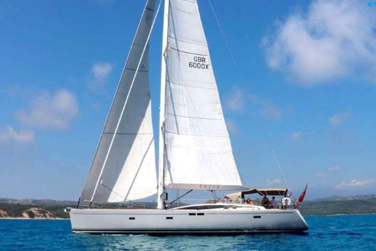 Charter Yacht THEIA OF LONDON - CNB Bordeaux 60 - 3 Cabins - Corsica - Sardinia - Sicily - Antigua - BVI