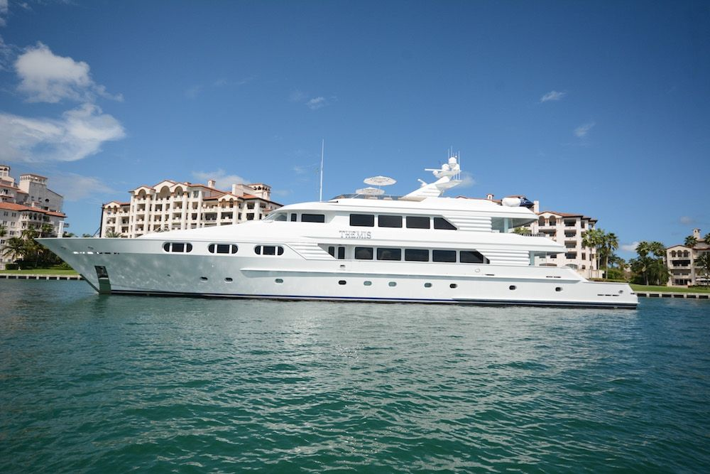 THEMIS - 156 Trinity - 5 Cabins - Nassau - Georgetown - Paradise Island - Florida