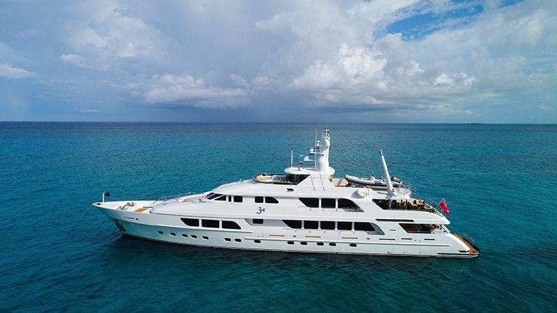 THREE FORKS - Christensen 49m - 6 Cabins - Bahamas - Nassau - Freeport - Georgetown - Abacos
