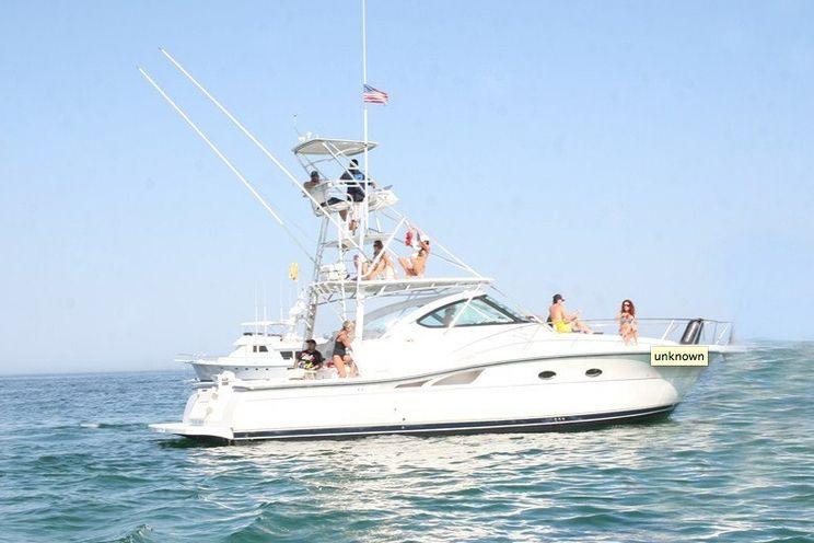 Charter Yacht Tiara 48 - 3 Cabins - La Paz - Cabo San Lucas - Mexico