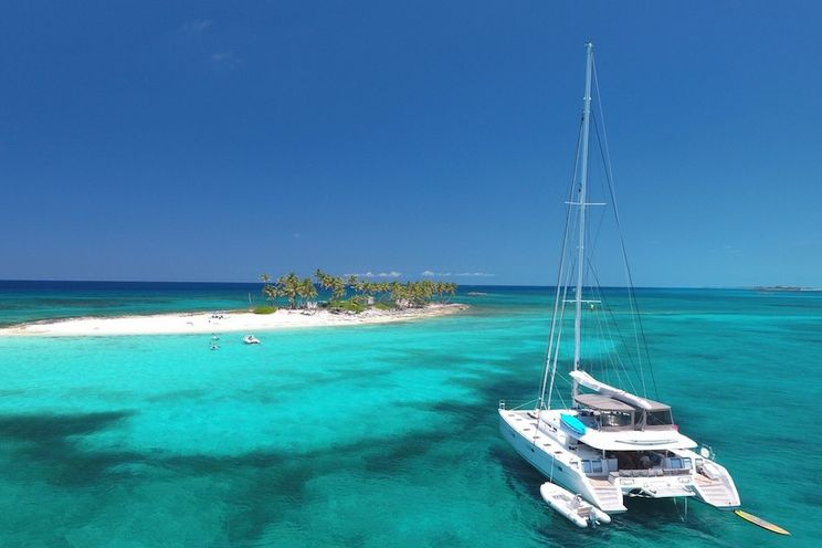 Charter Yacht TIGER LILY - Lagoon 620 - 4 Cabins - Nassau - Staniel Cay - Georgetown - Tortola - Virgin Gorda