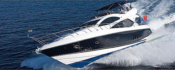 TIGERFEET - Sunseeker Manhattan 60 - 3 Cabins - La Napoule - Cannes - St Tropez