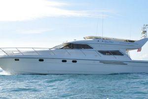 TIME FLIES - Princess 60 - 3 Cabins - Mallorca