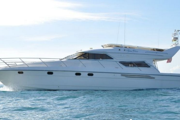 Charter Yacht TIME FLIES - Princess 60 - 3 Cabins - Mallorca