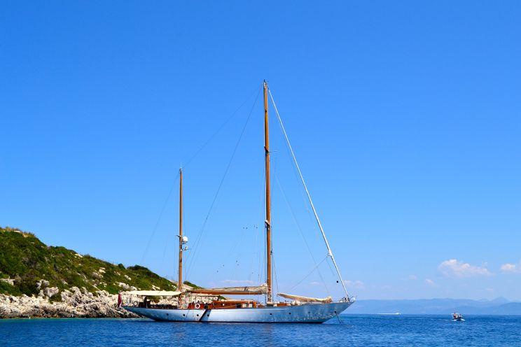Charter Yacht TIZIANA - Abeking & Rasmussen 116 - 5 Cabins - Spain - Ibiza - Andratx