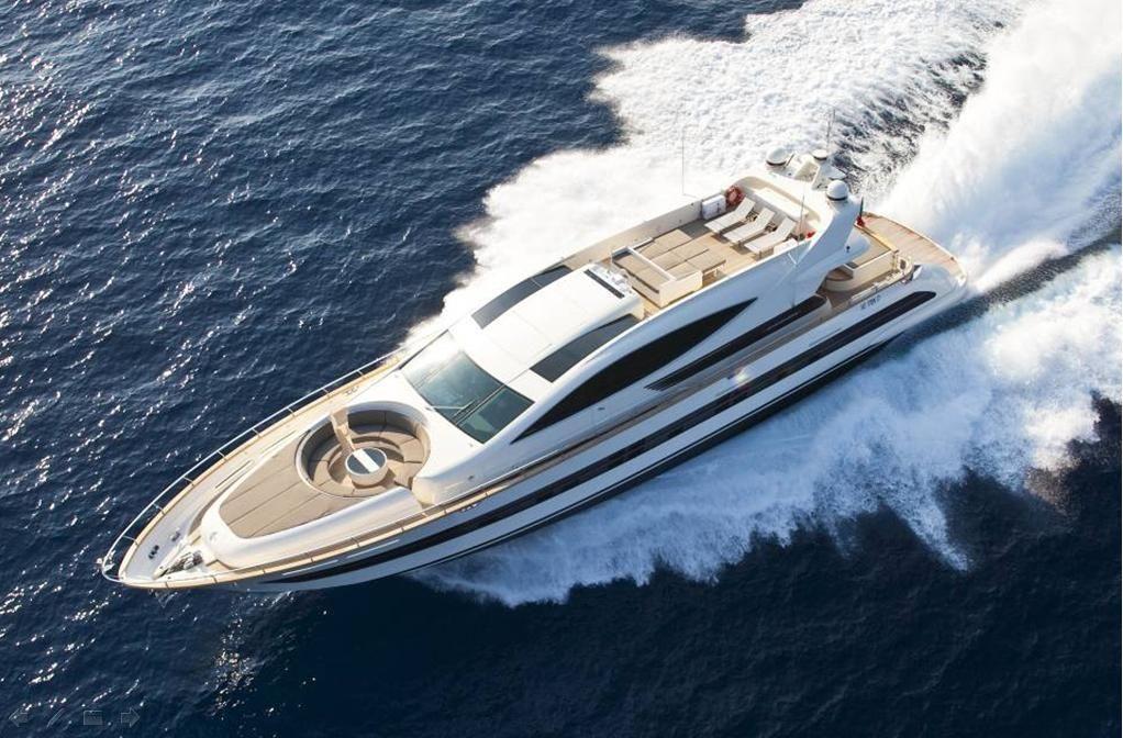 TOBY - Cerri Flying Sport 102 - 5 Cabins - Amalfi Coast - Capri - Sorrento - Naples - Monaco