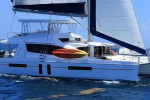 TOUCH THE SKY - Leopard 58 - 5 Cabins - St Thomas - BVI - Tortola