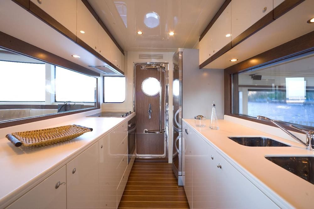 TRABUCAIRE - Galley