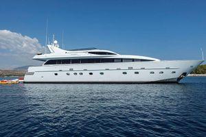 TROPICANA - Admiral 32m - 5 Cabins - Athens - Mykonos - Santorini