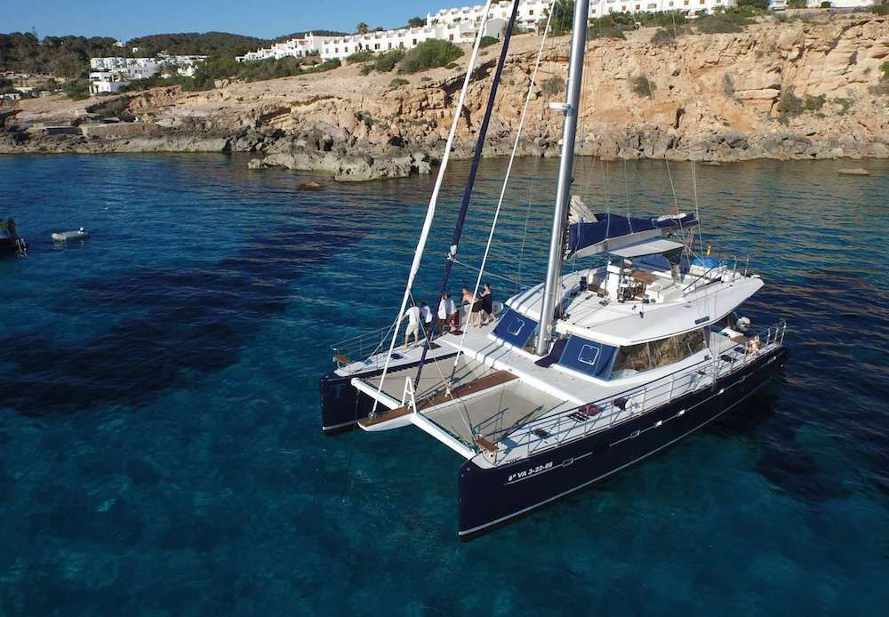 TURETE - Sunreef 62 - 4 Cabins - Ibiza - Palma - Lanzarote