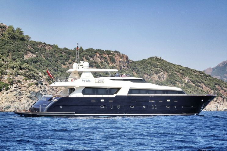 Charter Yacht GO - Dragos Yachts 111 - 5 Cabins - Marmaris - Bodrum - Gocek - Rhodes - Kos