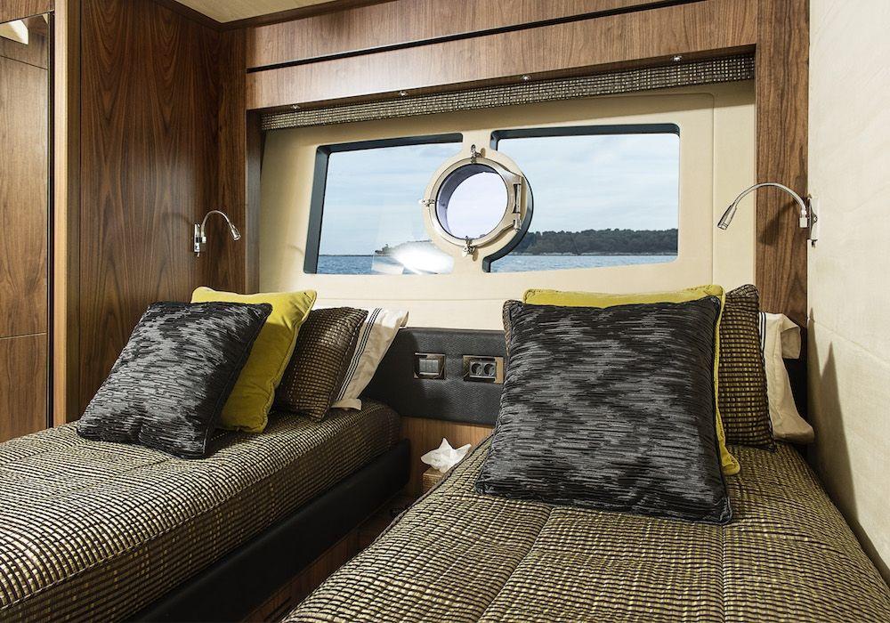Sunseeker 28m Twenty Eight French Riviera Twin Cabins