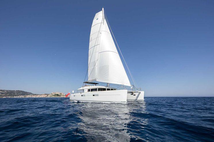 Charter Yacht TWIN - Lagoon 620 - 4 Cabins - Split - Hvar - Dubrovnik