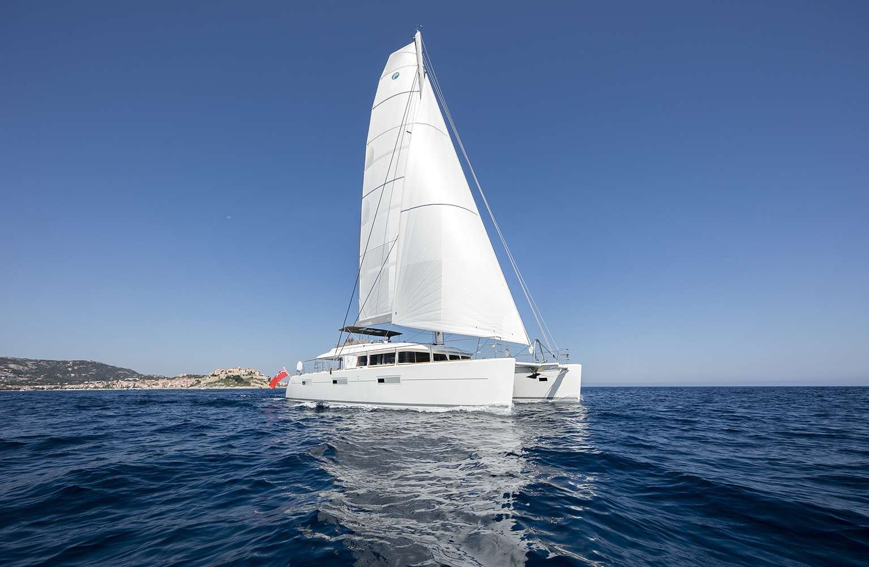 TWIN - Lagoon 620 - 4 Cabins - Split - Hvar - Dubrovnik
